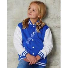 Dziecięca modna kurtka bluza Varsity