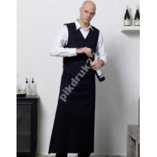 Długi Fartuch kelnerski dużo kolorów NADRUK/HAFT