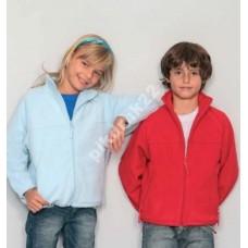 Bluza polarowa dla dzieci w wieku 3-14 HAFT/NADRUK