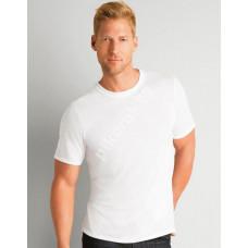 Biały t-shirt 150g nadruk full kolor!