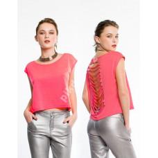 Koszulka damska Nath Lax z wycięciami na plecach