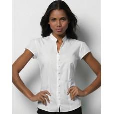 Bluzeczka ze stójką Continental  HAFT/NADRUK
