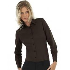 Bluzka Black Tie Elastane HAFT/NADRUK