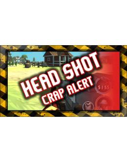 Podkładka pod mysz dla graczy Headshot