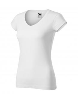T-shirt koszulka damska Fit V-neck 162 Malfini