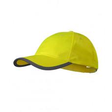 Odblaskowa czapka z daszkiem REFLEX
