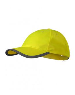 Odblaskowa czapka z daszkiem FEFLEX
