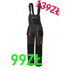 PROMO  Spodnie ogrodniczki robocze beta 7903E