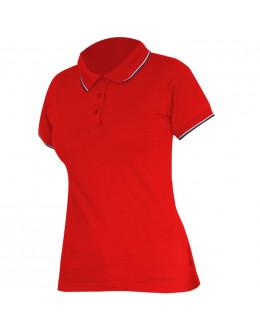 Koszulka Polo damska 190g bawełna Lahti Pro kolory