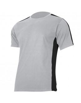 Koszulka t-shirt dwukolorowa 180g bawełna Lahti Pro kolory