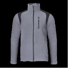 Bluza polarowa ze wzmocnieniami szara Lahti Pro
