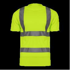 Koszulka t-shirt ostrzegawcza  Lahti Pro L40208 KOLORY