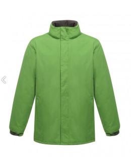 Damska wodoodporna kurtka Aledo Extreme Green/Seal Grey