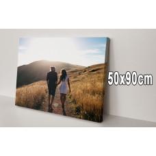 Twój Obraz Canvas na drewnianej ramie 50x90cm