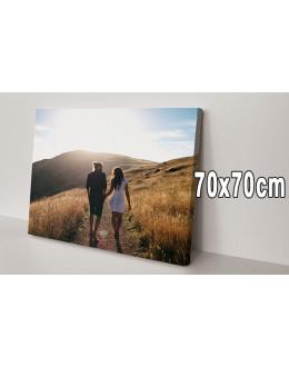 Twój Obraz Canvas na drewnianej ramie 70x70cm