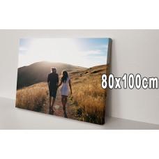Twój Obraz Canvas na drewnianej ramie 80x100cm