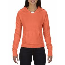 Damska bluza z kapturem neon MELON