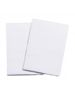 Biały Ręcznik Uni z własnym nadrukiem full kolor