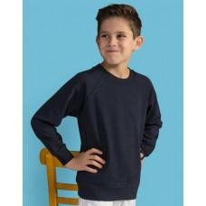 Dziecięca bluza reglan