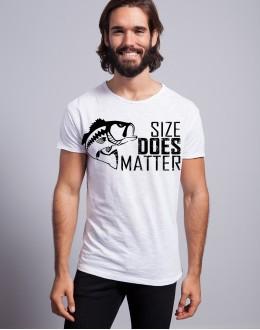 T-shirt SIZE DOES MATTER