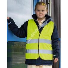 Dziecięca kamizelka ochronna BHP