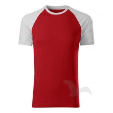 T-shirt koszulka męska kolorowa Adler Duo L