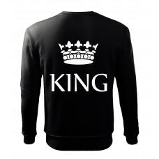 Bluza na walentynki KING