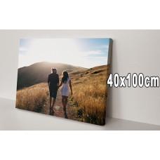 Twój Obraz Canvas na drewnianej ramie 40x100cm